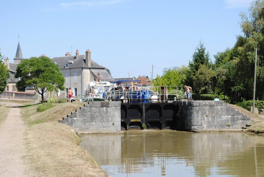 Canal du Nivernais Rad