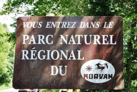 Naturpark Morvan