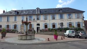 Mairie von Chaumard