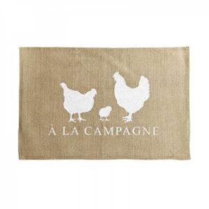 Tischset Campagne