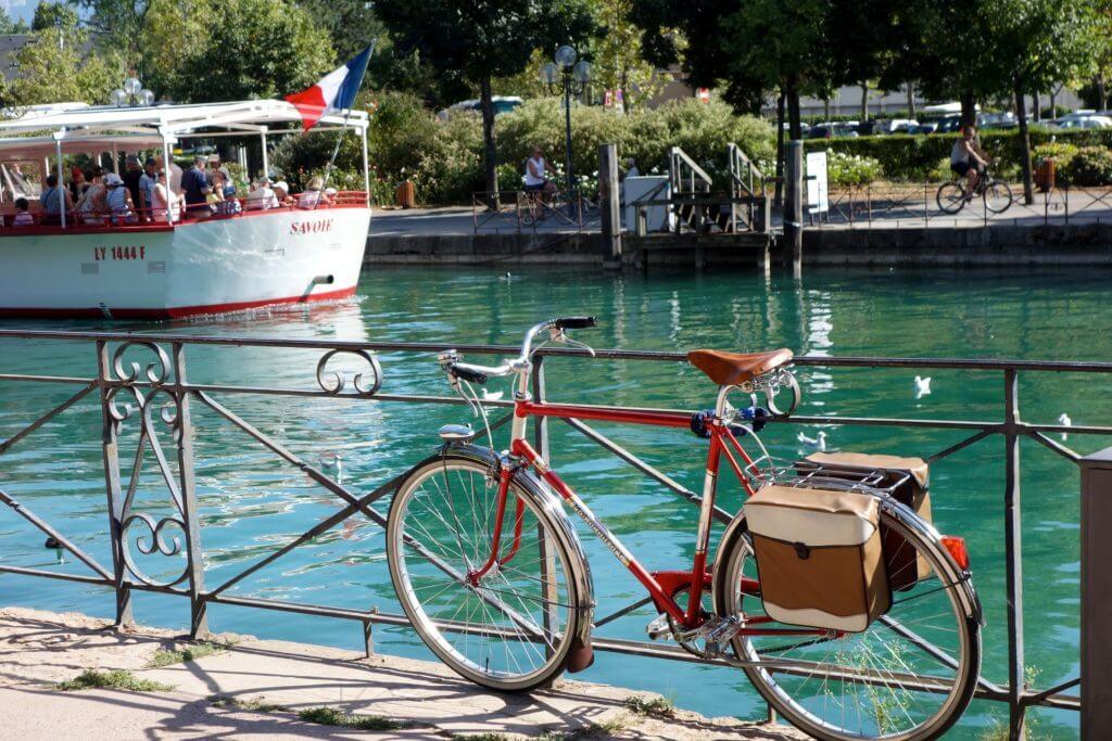 Burgund mit dem Fahrrad