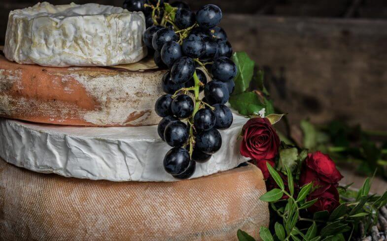 Käse aus Burgund